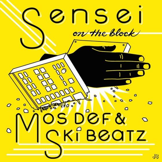 Mos-Def-Sensei-On-The-Block-560x560