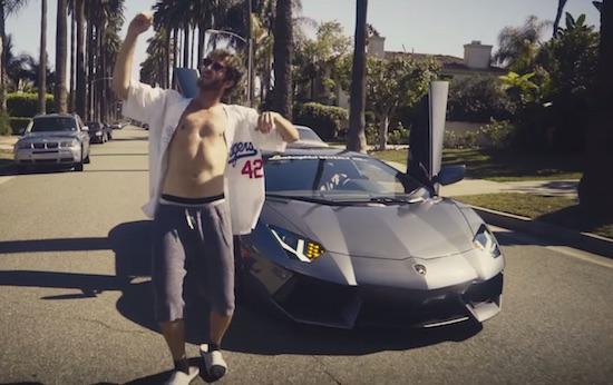 Mclaren Beverly Hills >> Get Em High » Lil Dicky – $ave Dat Money feat. Fetty Wap ...