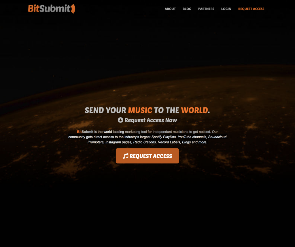Get Em High » Send your music to the world with BitSubmit