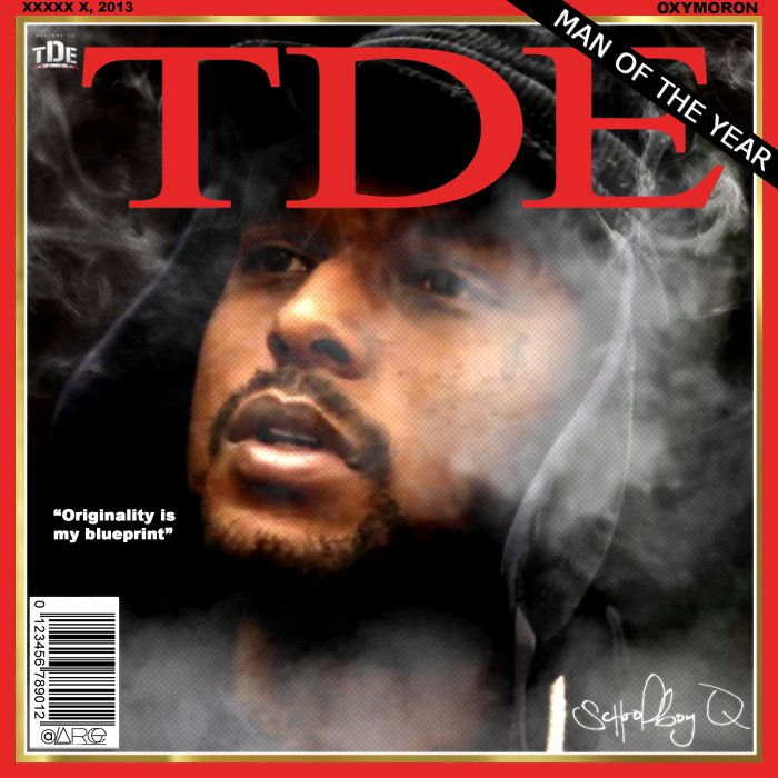 Man of the Year - Schoolby Q