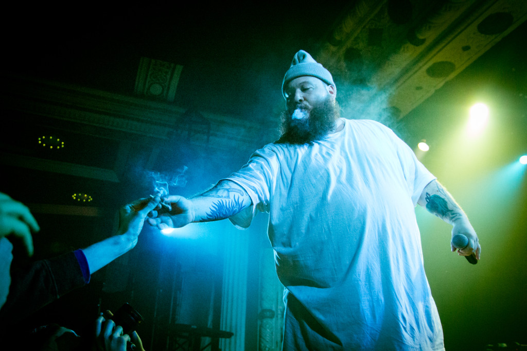 Action Bronson at The Metro in Chicago, IL