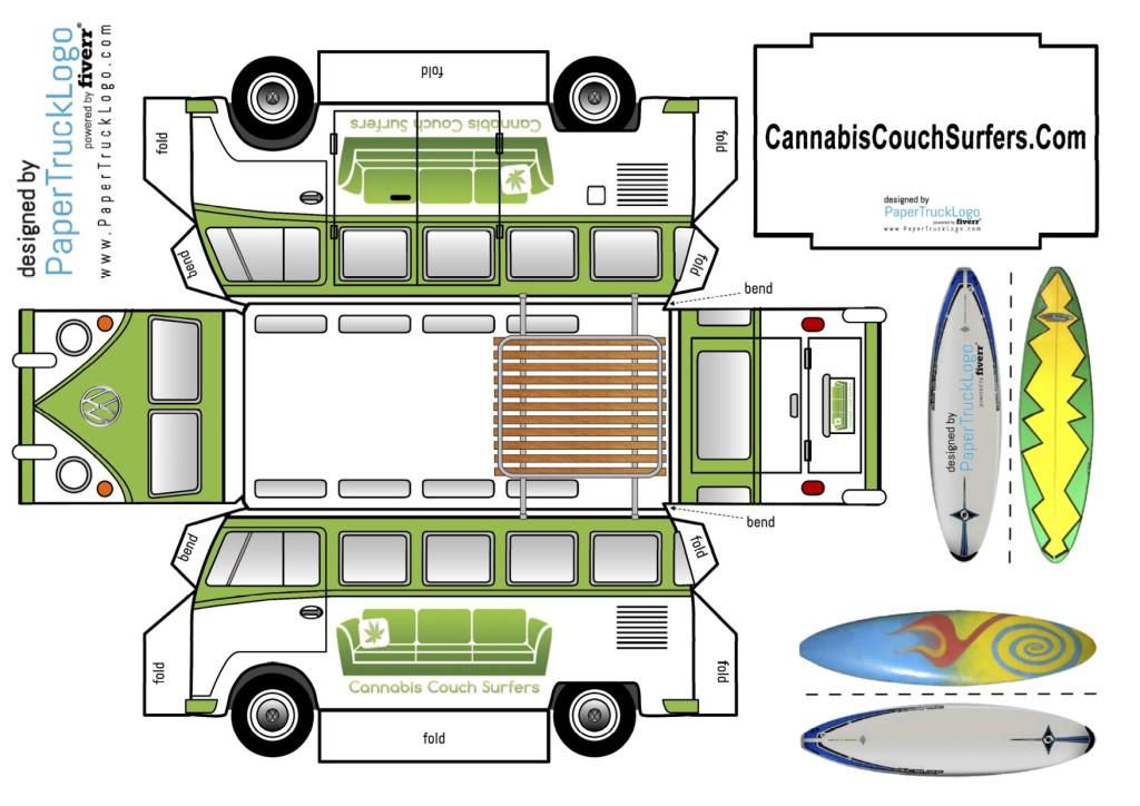 CannabisCouchSurfers_VW_Bus